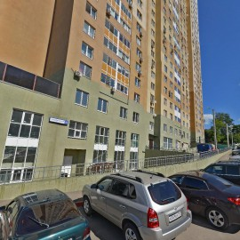 Пушкино ул. 1ая Серебрянская
