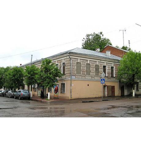 Юридический адрес в г.Серпухов ул.Чехова